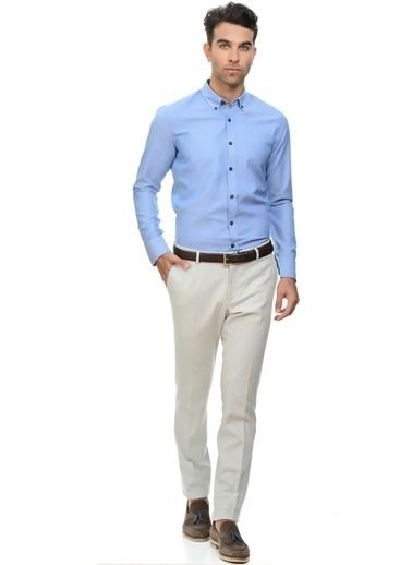 Fresh Company Fresh Company Klasik Pantolon Gri